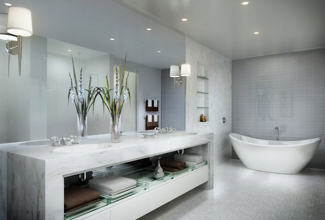 30 beautiful pictures and ideas high end bathroom tile designs 21417