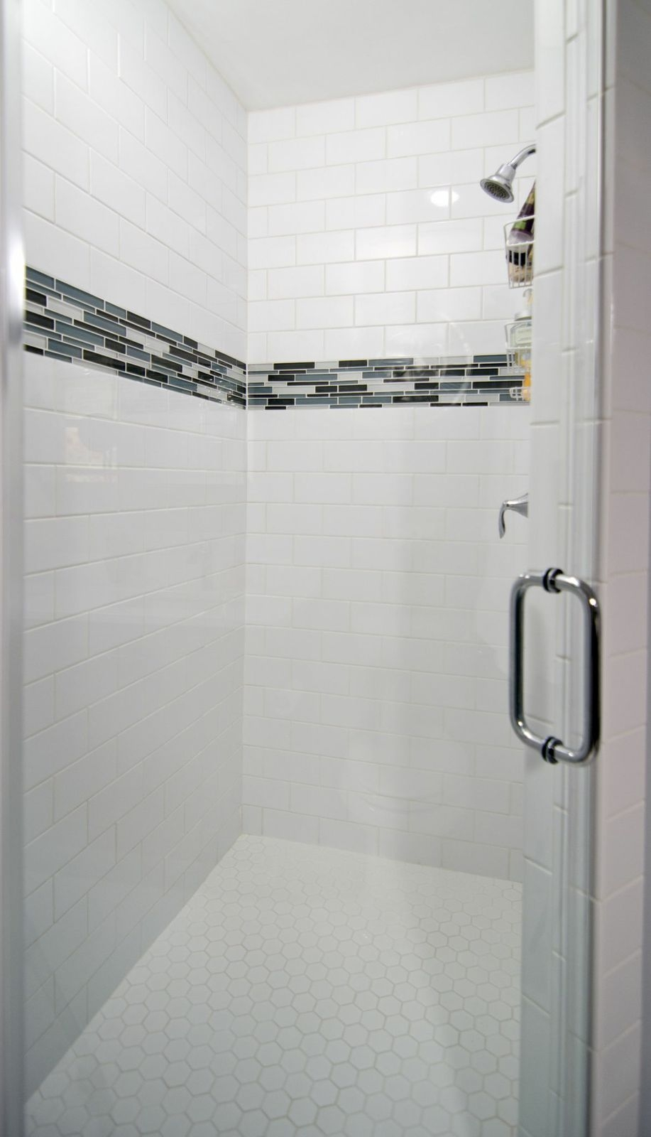 Get Excited Inspiring 25 Of White Tile Shower Ideas ...