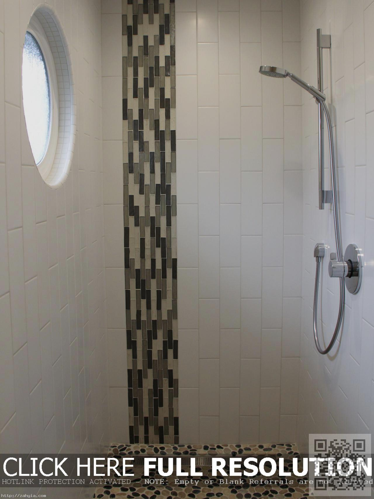 bathroom-interior-vertical-white-ceramic-glass-tile-shower-room-wall-panel-with-rounded-glass-window-plus-black-and-gray-glass-mosaic-accent-shower-designs-with-glass-tile16