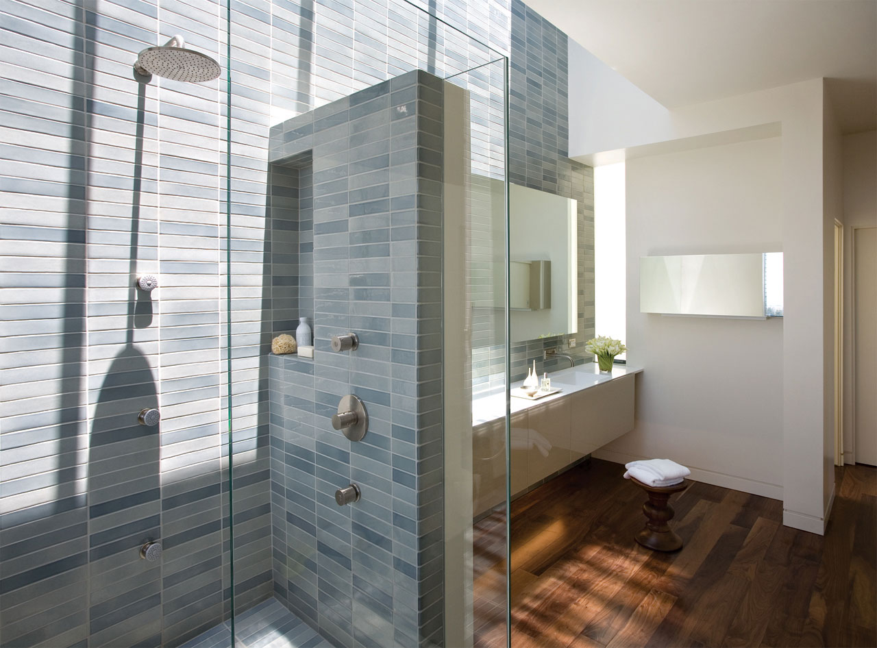 bathroom-modern-bathroom-design-idea-with-shower-room-designed-with-glass-door-combine-with-grey-tile-wall-and-brown-wood-floor-plus-long-bathroom-table-with-rectangular-mirror-bathroom-shower-tile-d