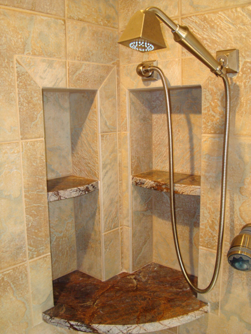 Bathroom Tiled Shower Design Ideas ~ Nice pictures and ideas beautiful bathroom wall tiles
