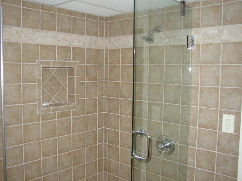 30 Great Pictures And Ideas Of Old Fashioned Bathroom Tile: 30 Cool Pictures And Ideas Of Digital Wall Tiles For Bathroom
