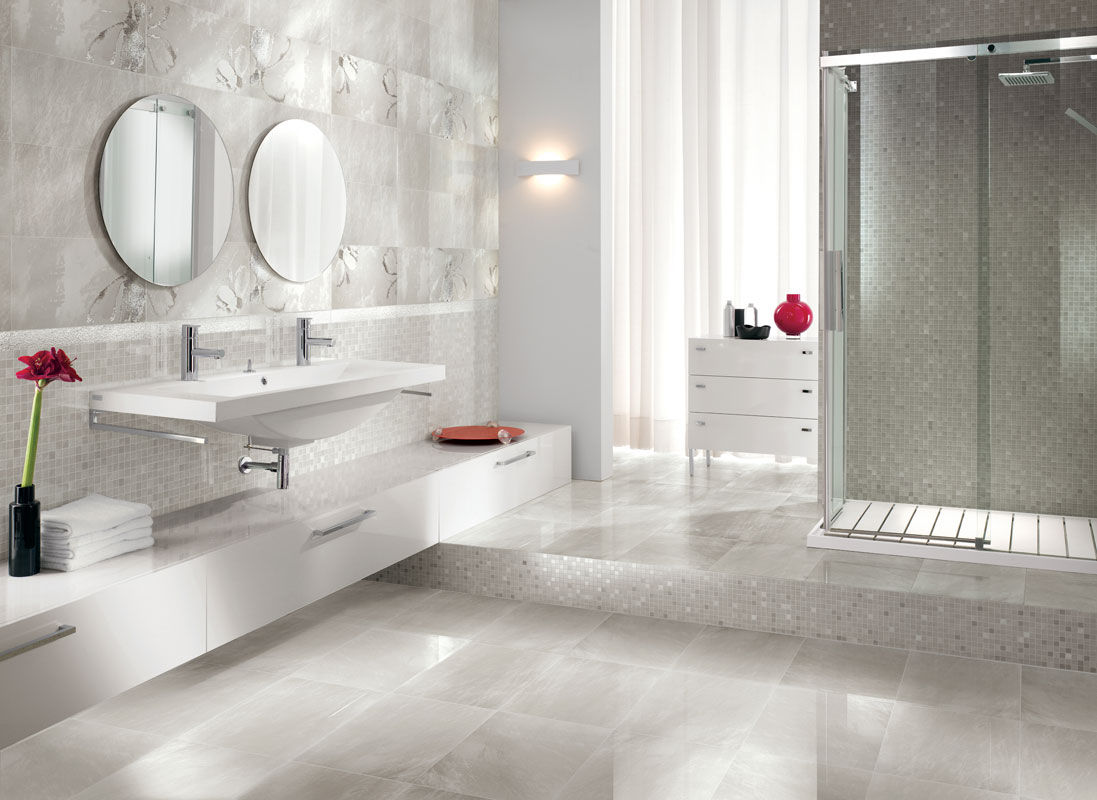 porcelain tiles bathroom 30 magnificent ideas and pictures decorative bathroom 14022