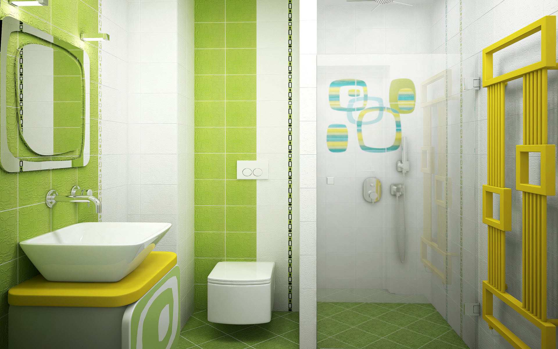 colorful-bathroom-interior-design