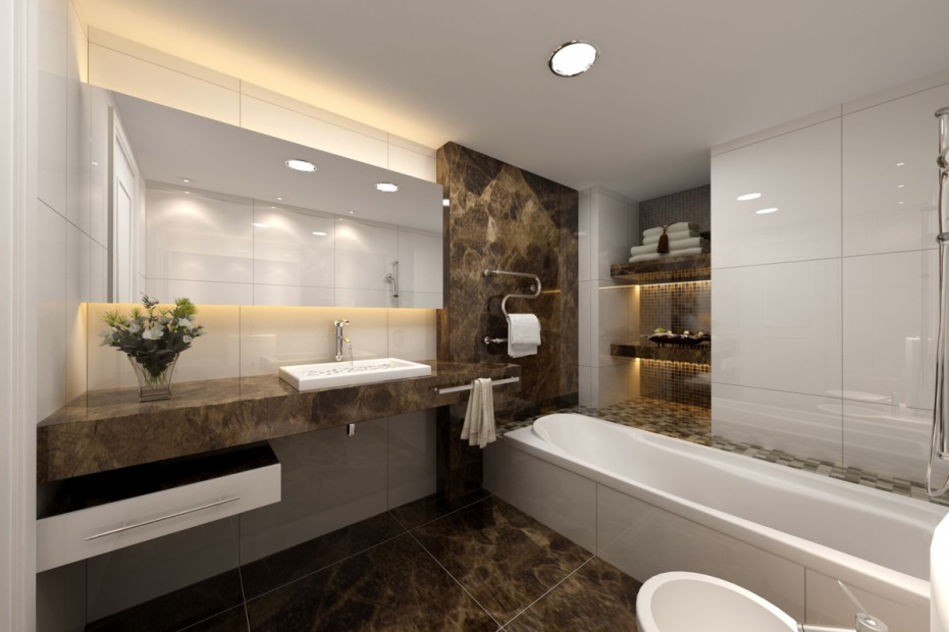 contemporary-high-end-bathroom-sinks-also-granite-bathroom-tile-flooring-ideas