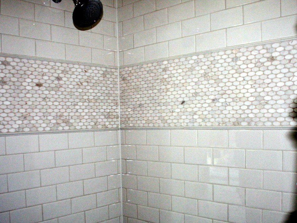 bathroom wall tile patterns 30 pictures of octagon bathroom tile 17156
