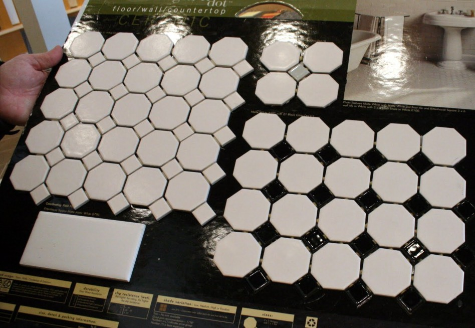 30 Pictures Of Octagon Bathroom Tile 2019