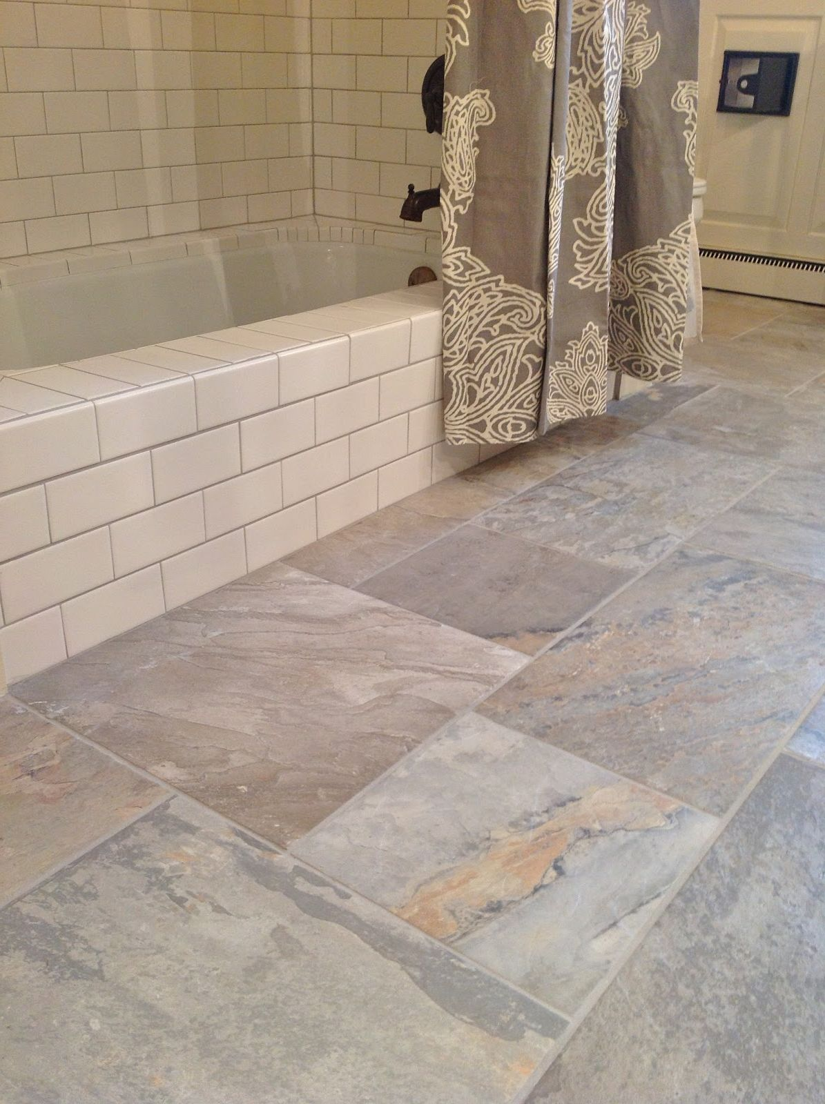 30 good ideas and pictures classic bathroom floor tile ... on Farmhouse Tile  id=42883