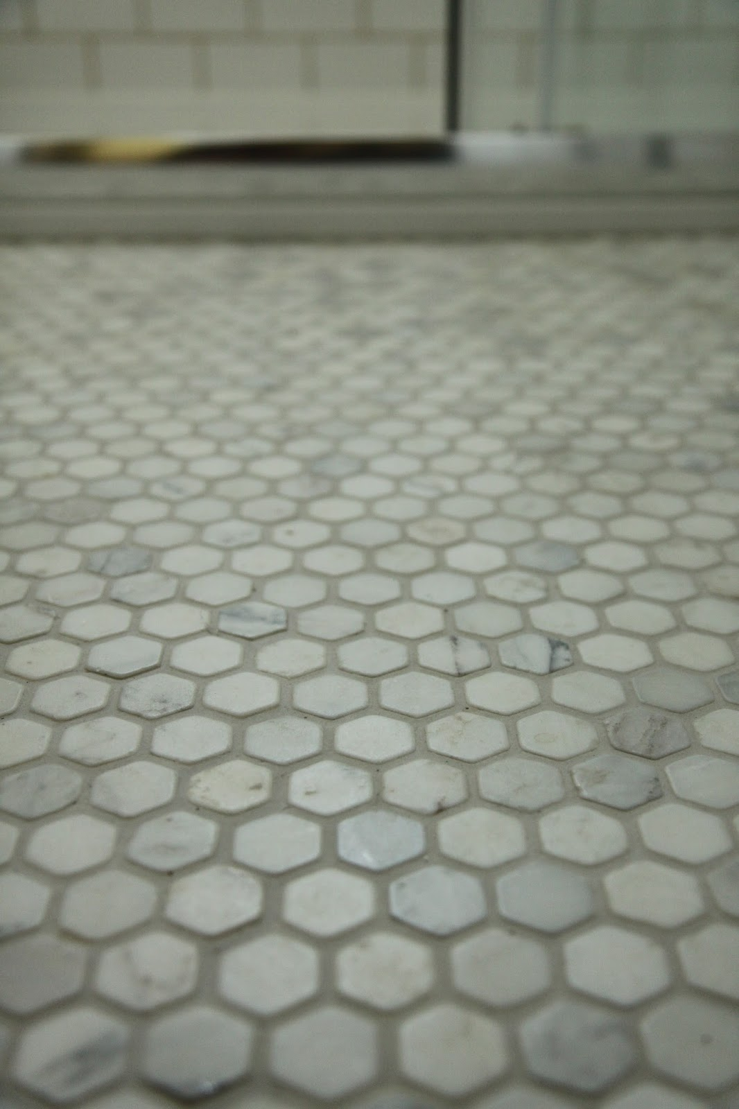 30 pictures of octagon bathroom tile Marble hex tile bathroom floor