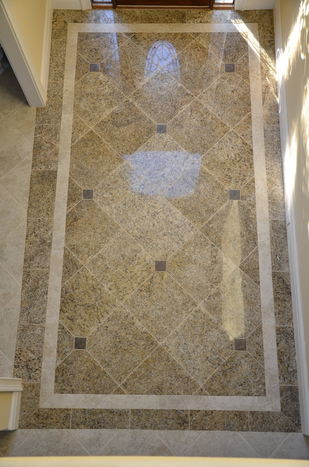 Foyer Tile Floors : Cool ideas and pictures beautiful bathroom tile design