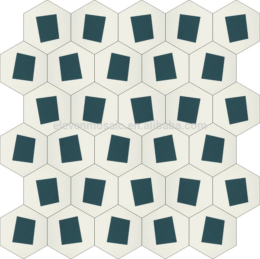 irregular-custom-Foshan-decorative-hexagon-ceramic-tile