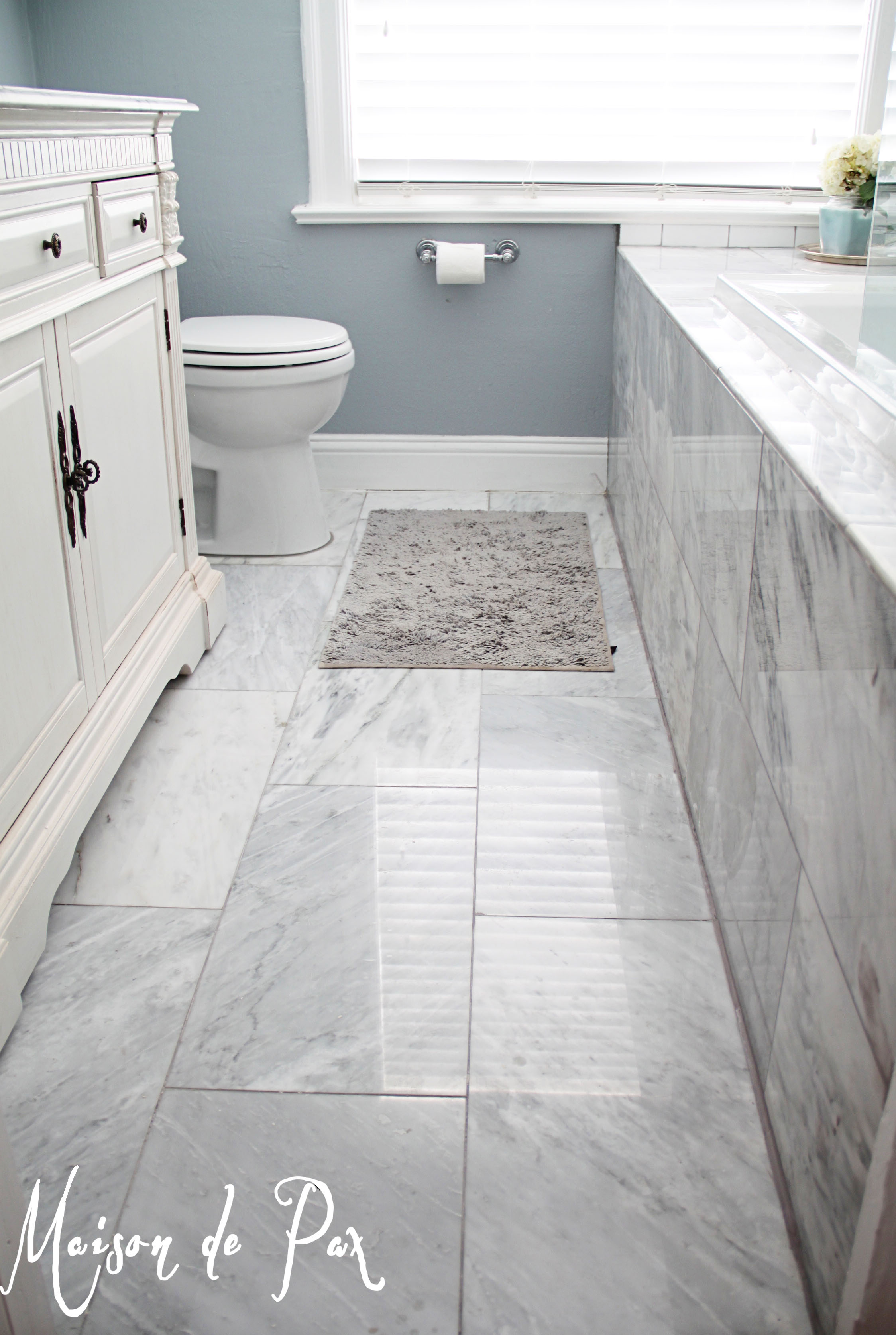 27 nice pictures and ideas craftsman style bathroom tile master bath floor dailygadgetfo Choice Image