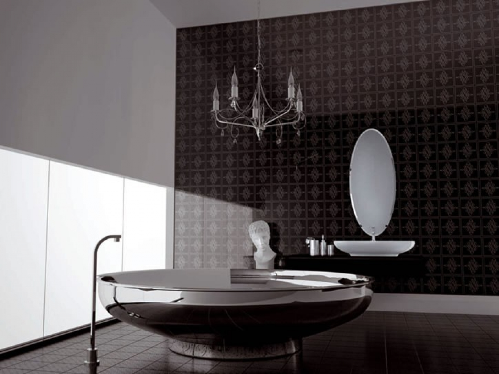 modern-stylish-bathroom-design-with-black-decorative-bathroom-ceramic-tile-modern-bedroom-designs