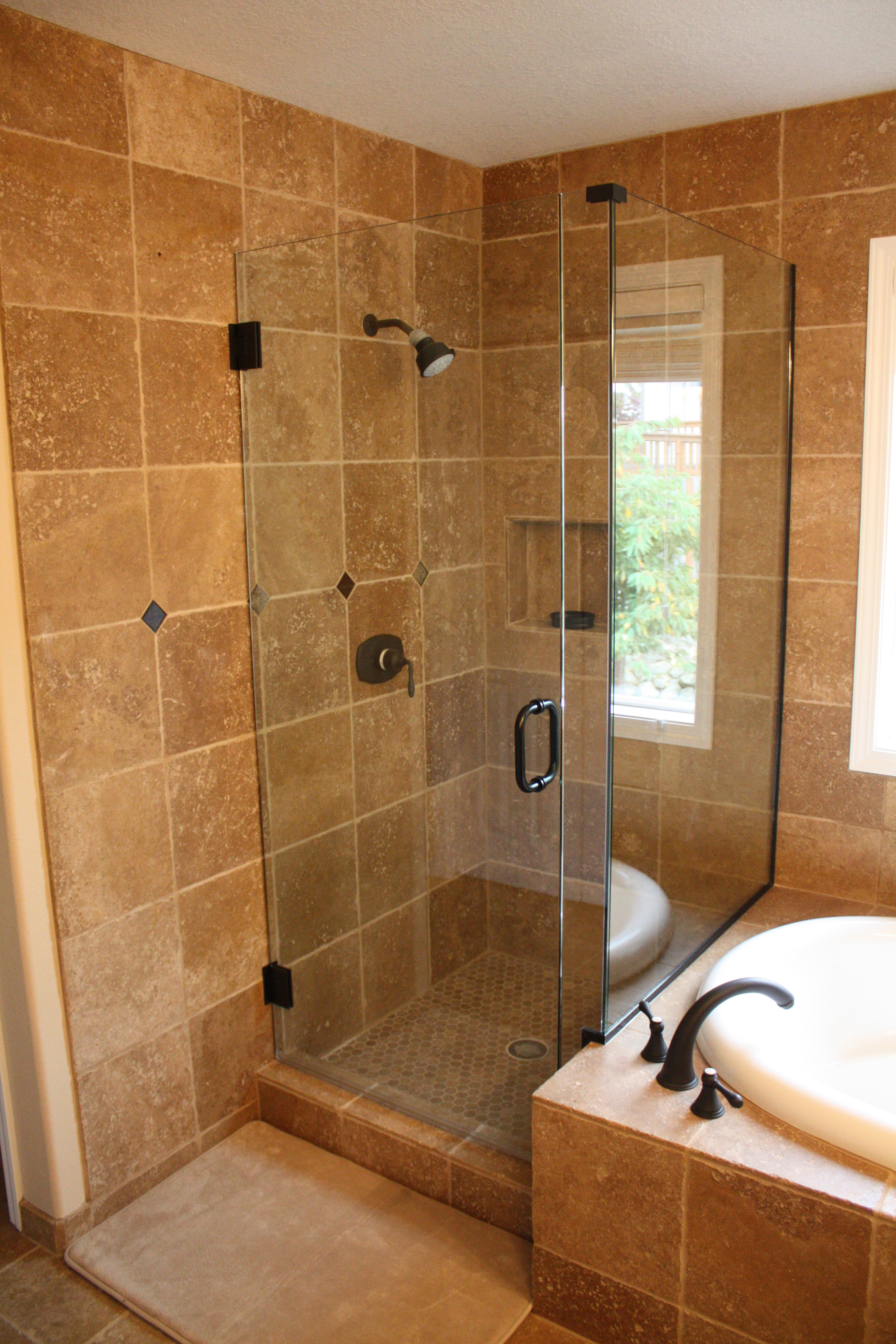 30 Great Craftsman Style Bathroom Floor Tile Ideas And