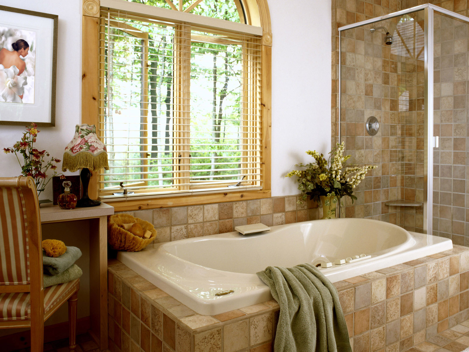 nice-bathrooms-within-beautiful-nice-bathroom-designs-with-brown-tiles-decor-also