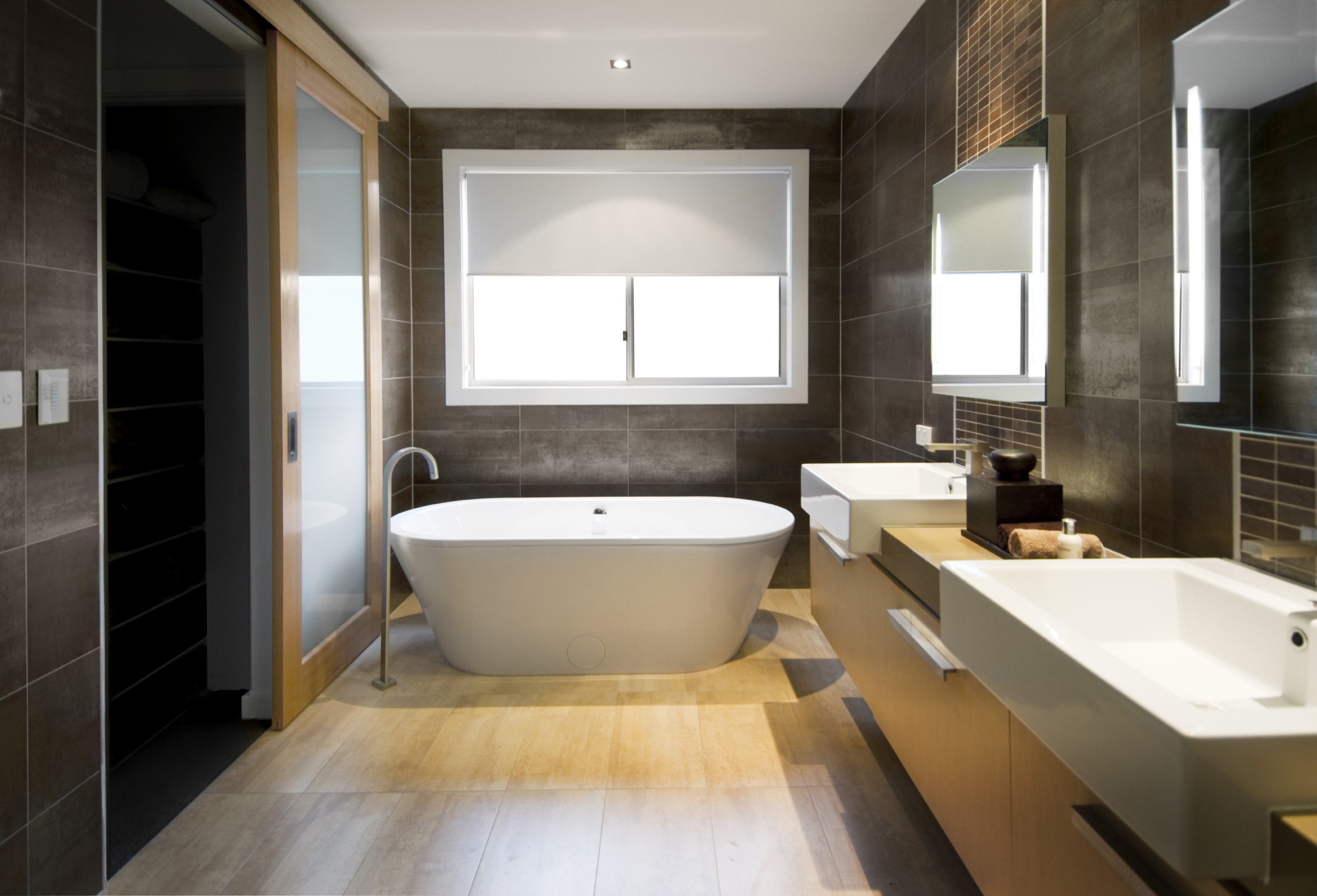 small bathroom ideas australia | 30 beautiful pictures and ideas high end bathroom tile ...