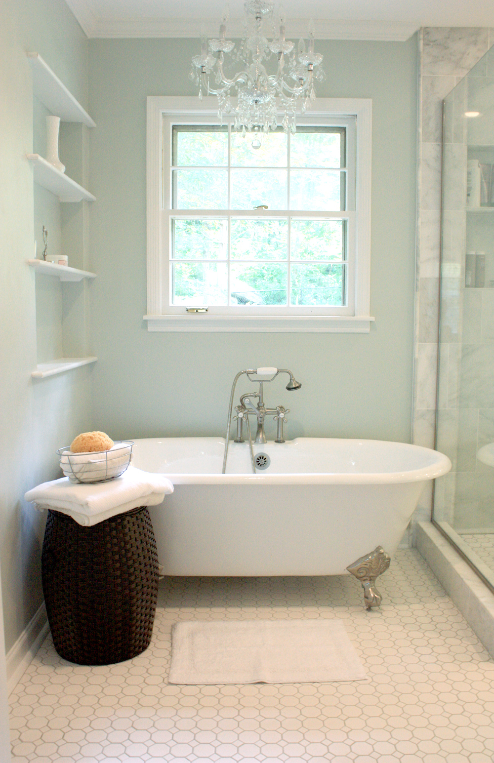 30 wonderful ideas and photos of most popular bathroom