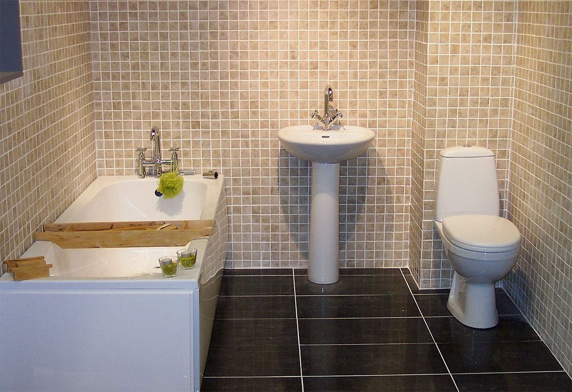 30 cool pictures and ideas of digital wall tiles for bathroom for Simple toilet design