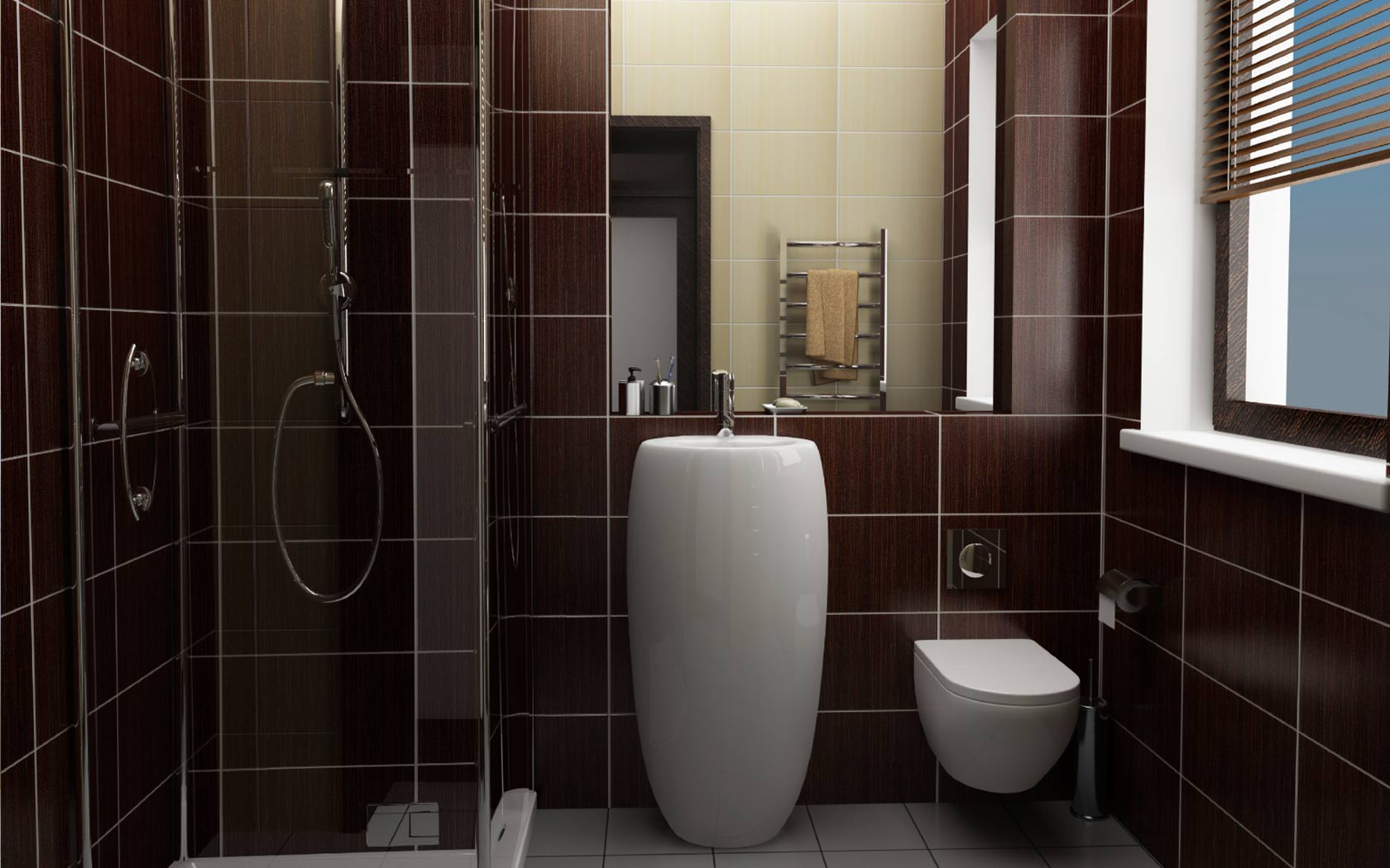 Original Contract Supply For Tiles Luxury Bathrooms And Granite Or Quartz