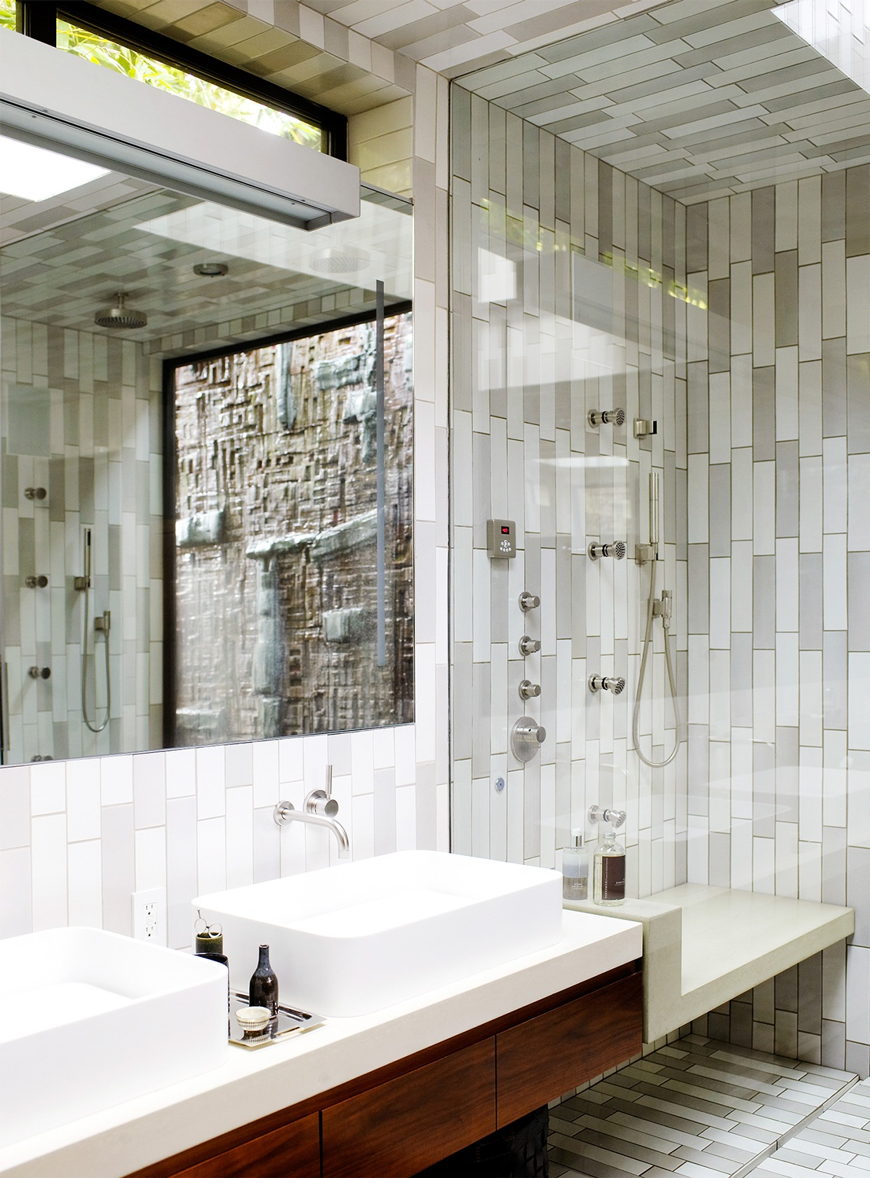 Classic Bathroom Tile Ideas