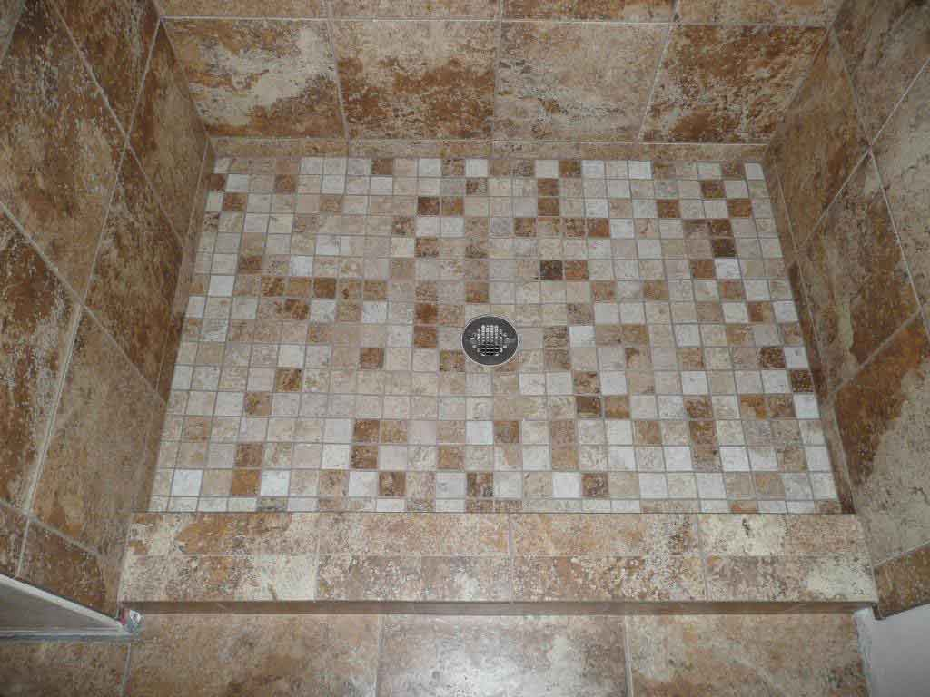 Designs For Bathrooms Shower Tile Floor Designs Shower Tile Designs