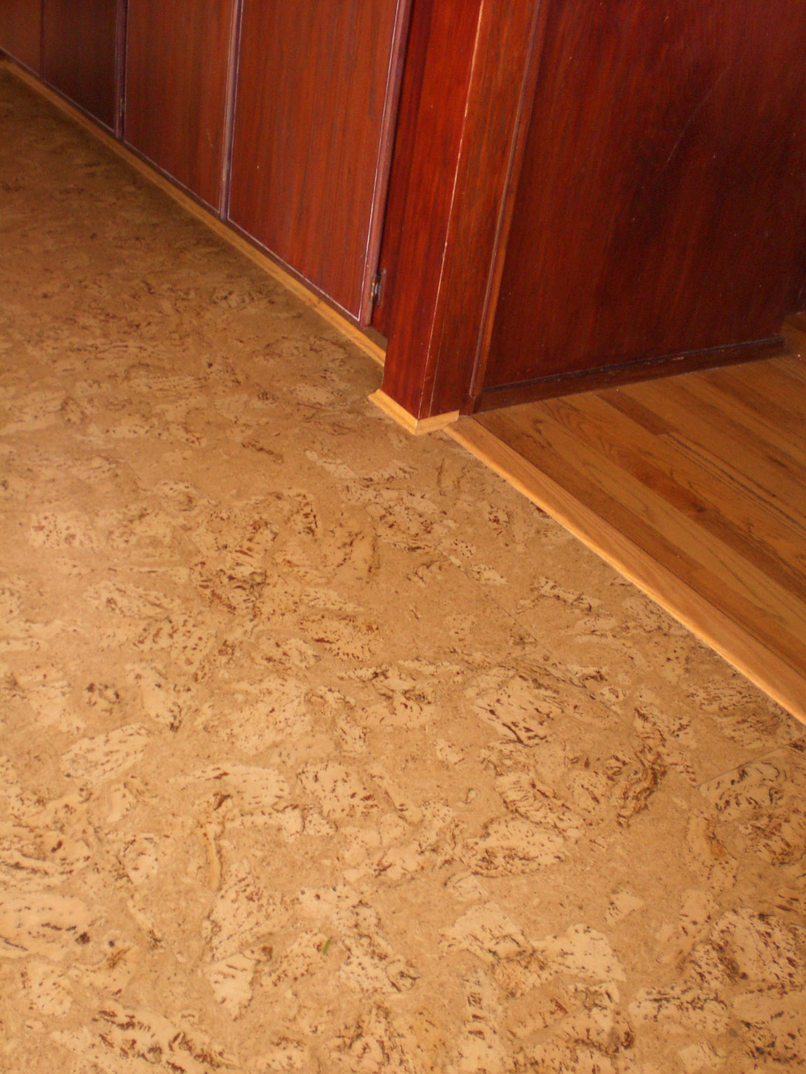 Is Cork Flooring Good For Kitchen Is Cork Flooring Good For Bathrooms
