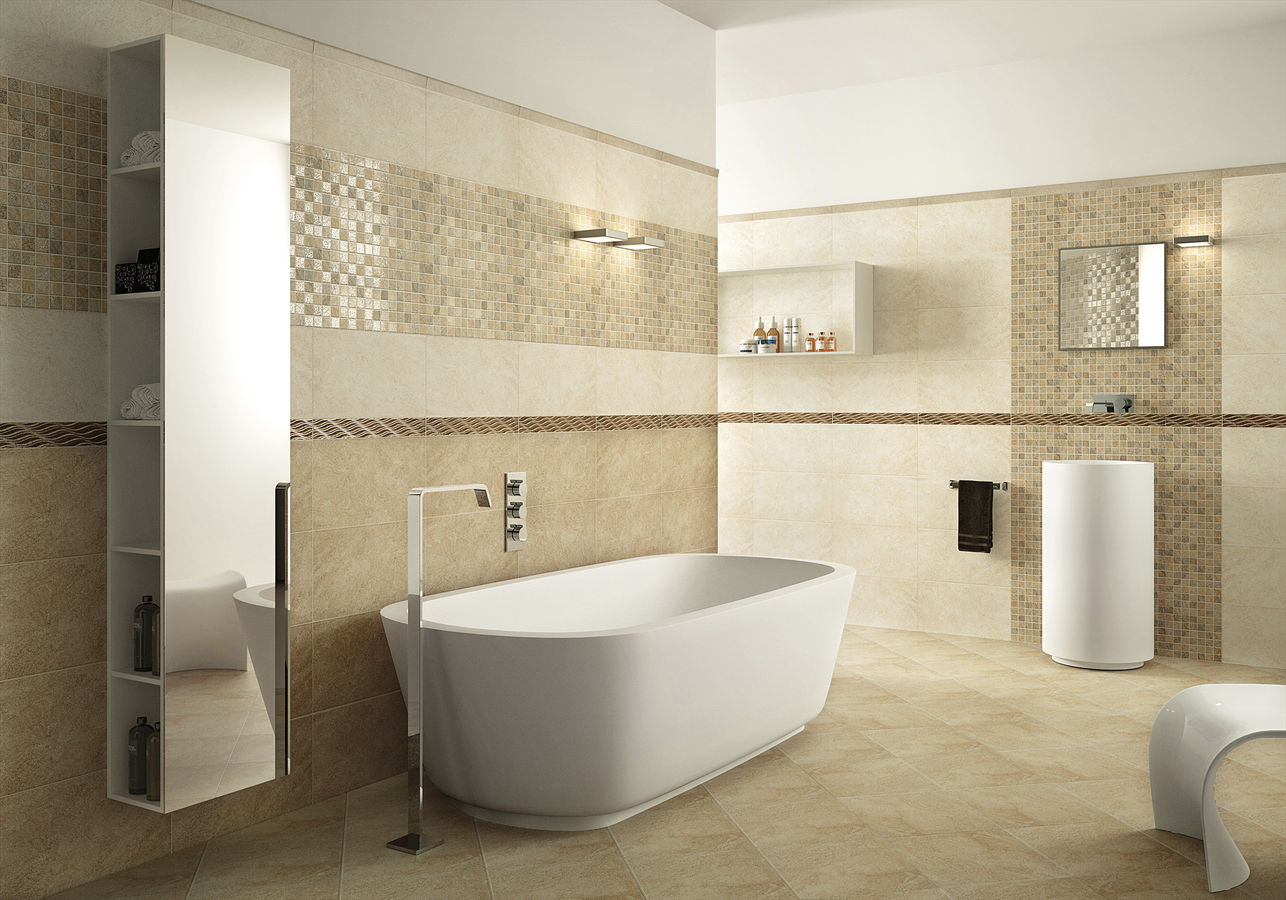 Bathroom Tiles For Desktop Pictures