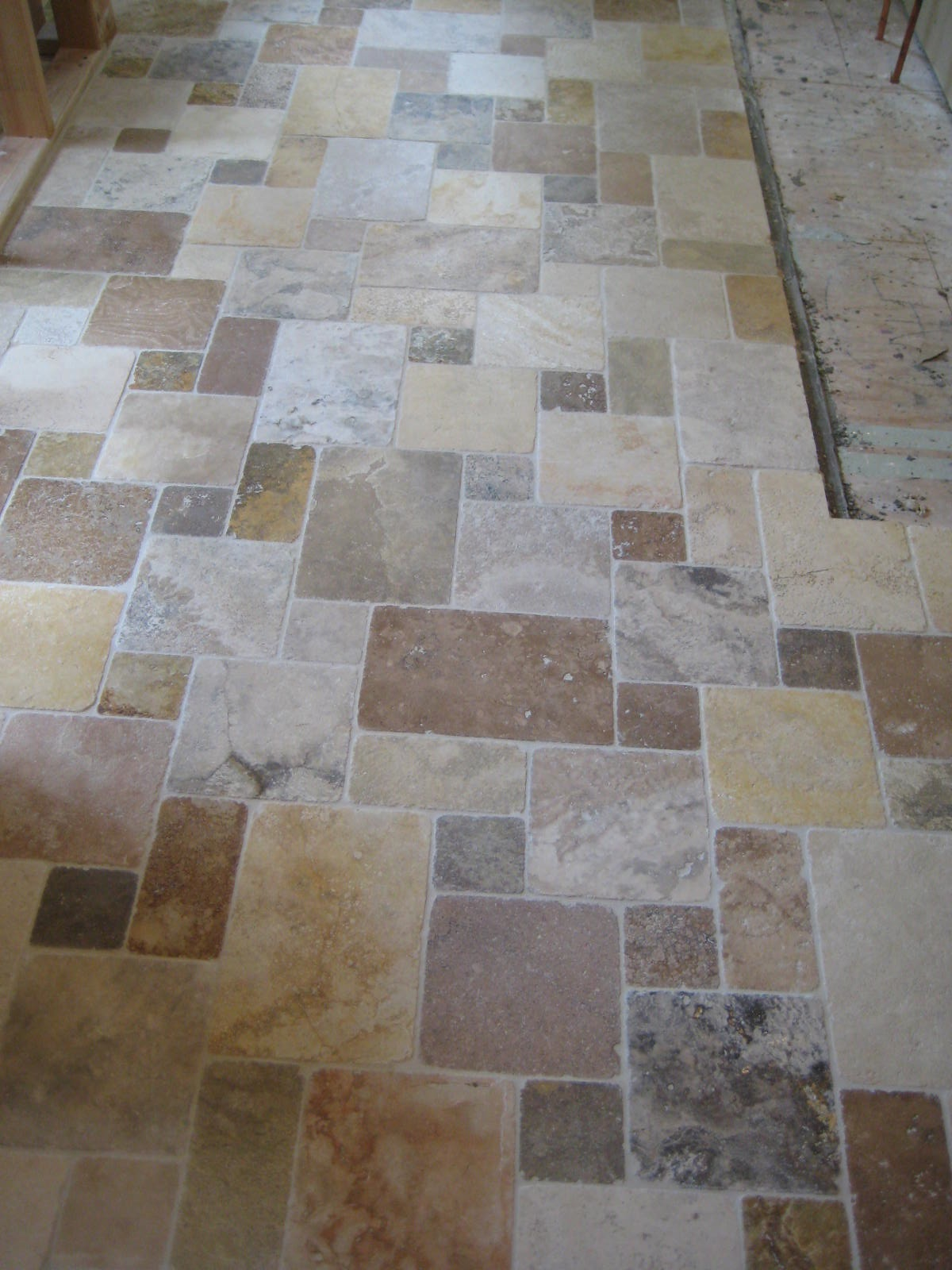 ... Ceramic Floor Tile Pattern ...
