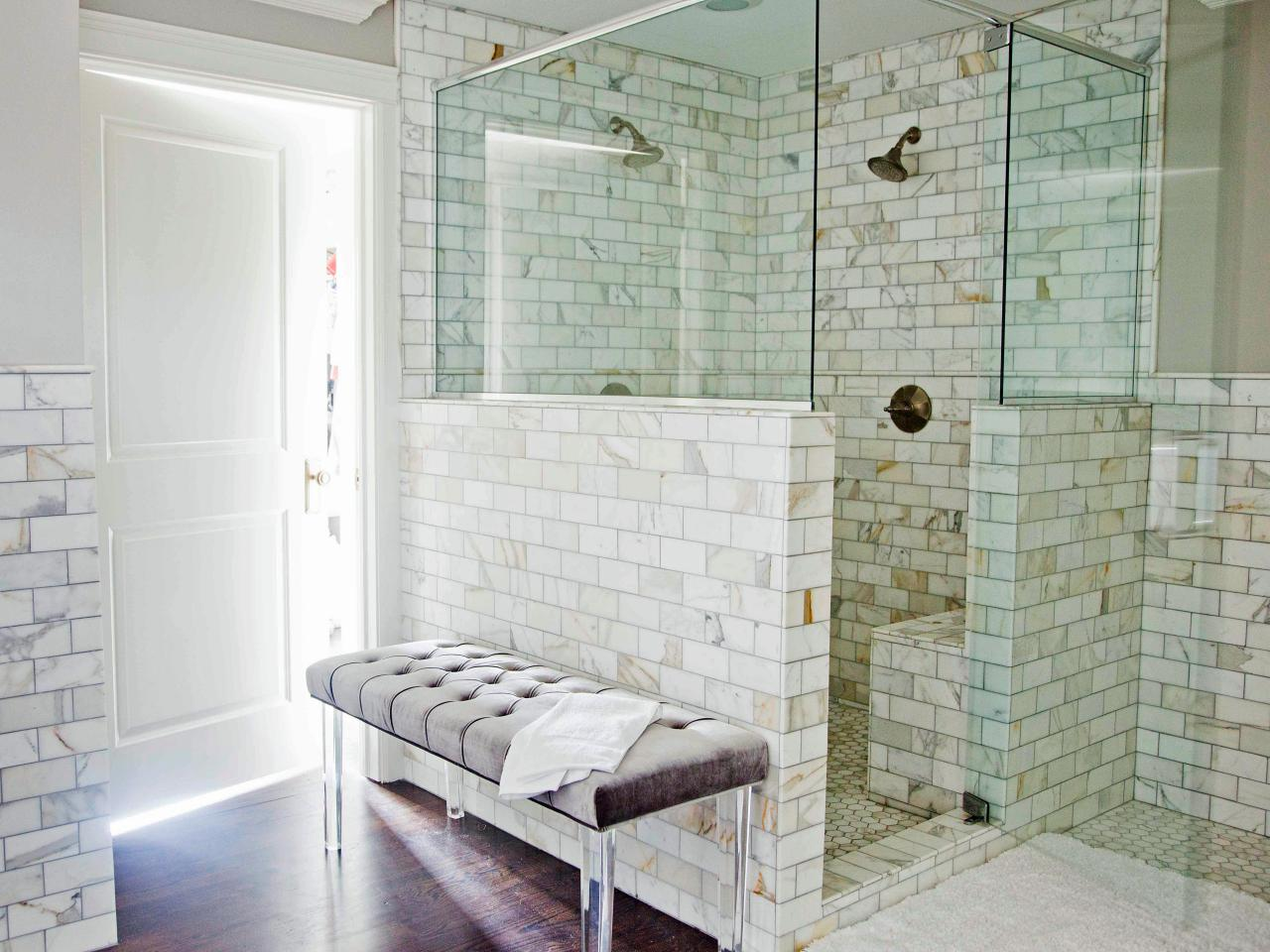 Affordable Bathroom Tile 30 Shower Tile Ideas On A Budget