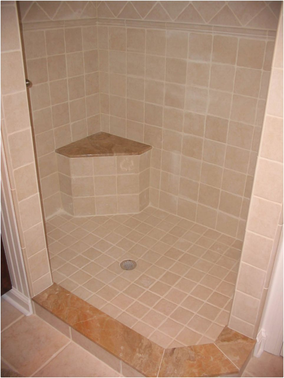 Tiled-Shower-Ideas-For-Bathrooms-Ideas-On-A-Budget-With-Corner-Seat-Top-Bathroom-Tile-Ideas