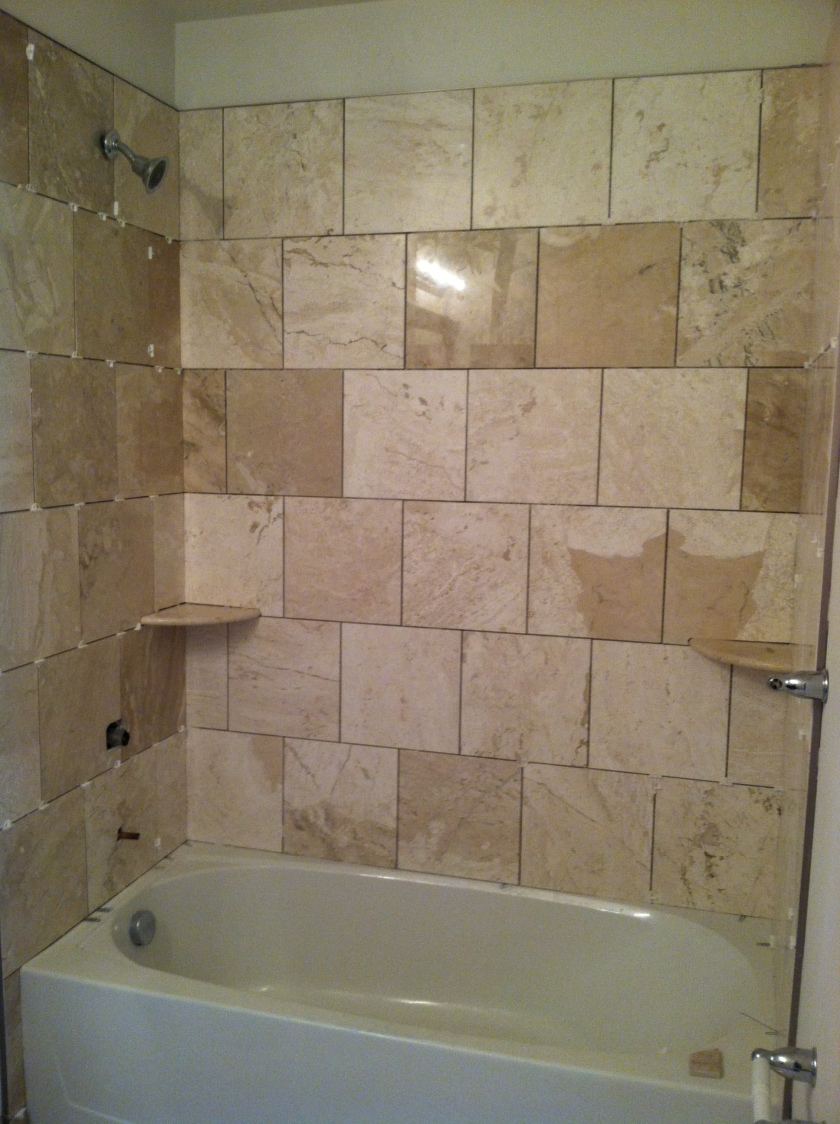 Remodeling Bathroom Tile Walls One Million Ideas