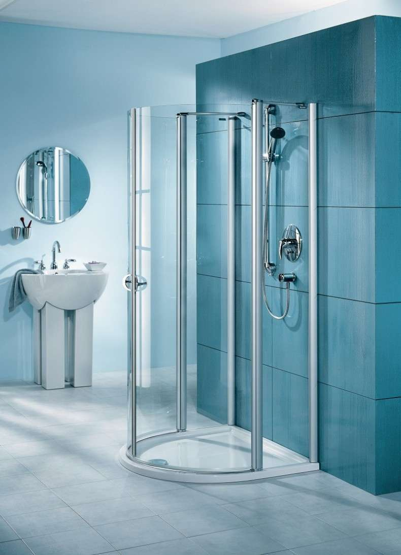 Modern bathroom shower designs -  Bathroom Shower Ideas On A Budget