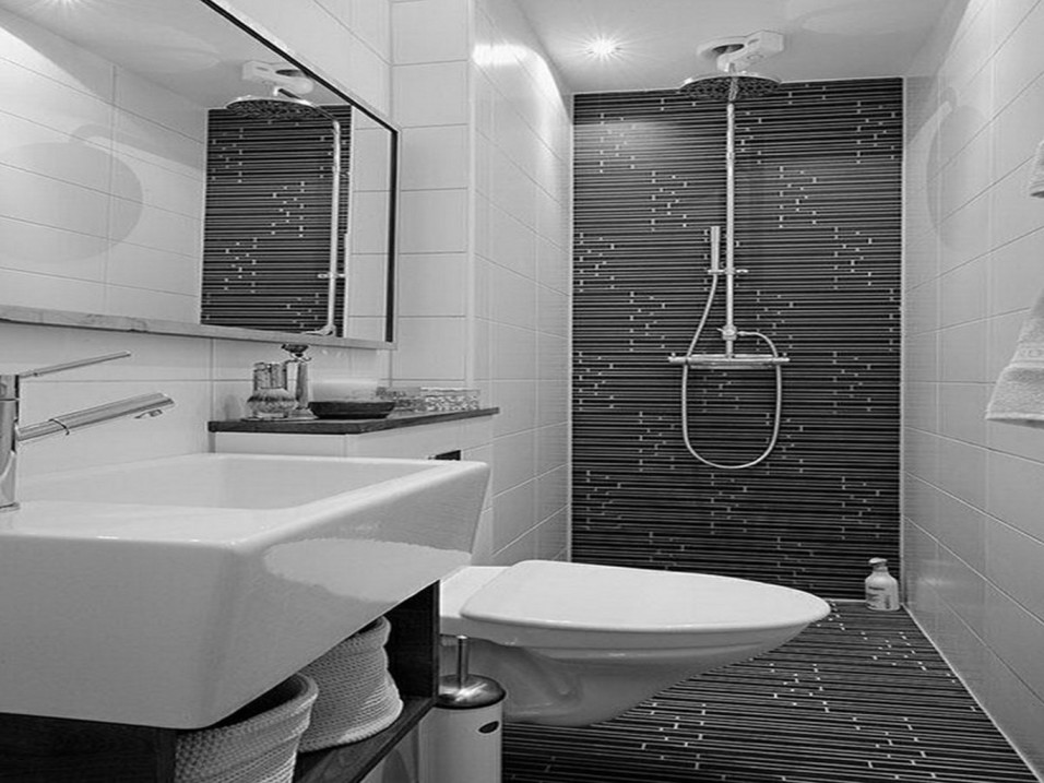 Latest Grey And White Tile Bathroom Ideas Best Bathroom With Gray Bathroom