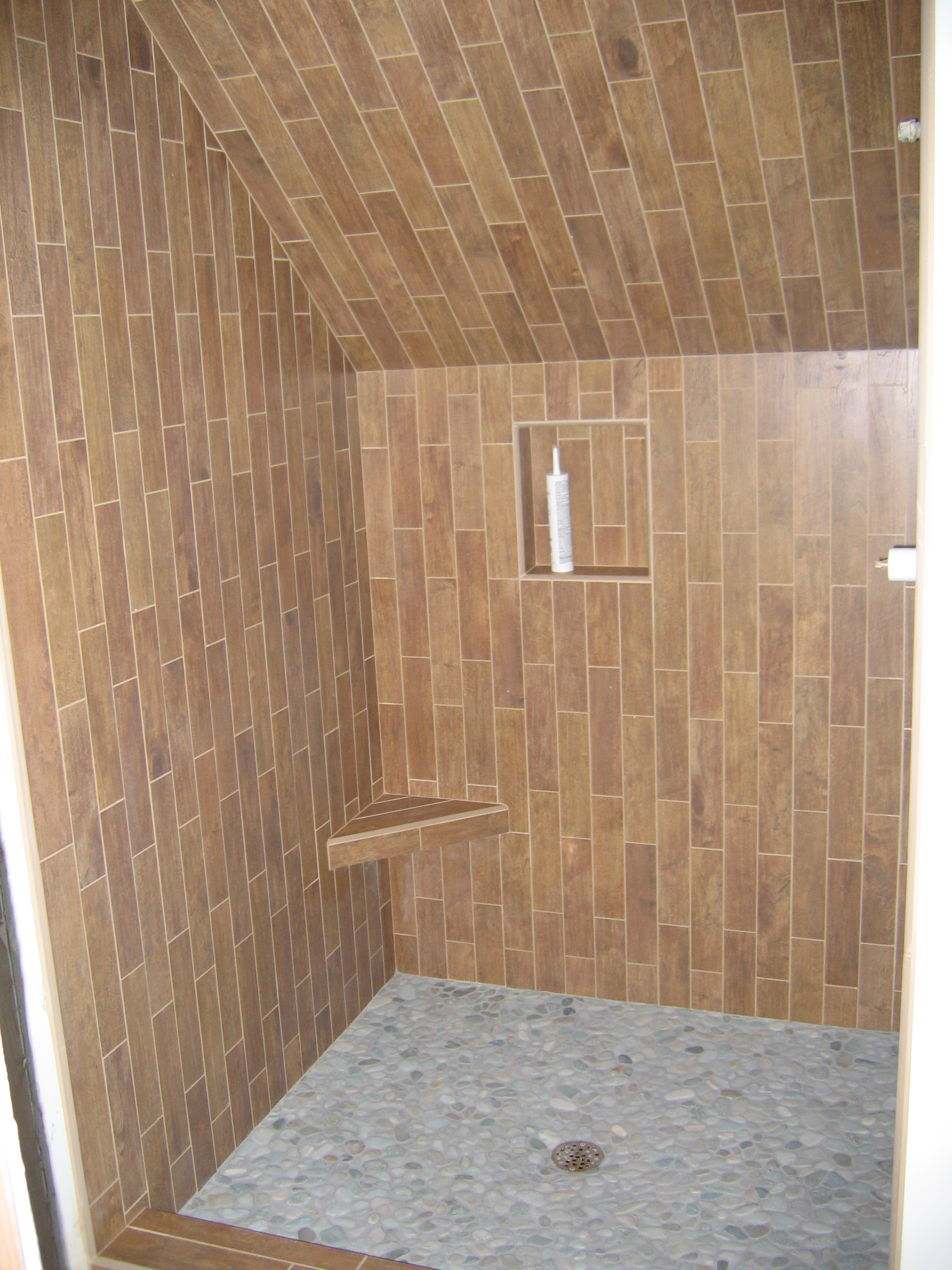 Shower Floor Tiles Which Why And How: 30 Shower Tile Ideas On A Budget