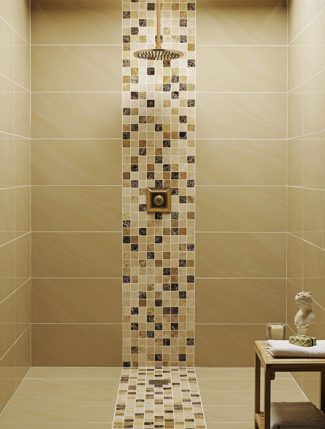 30 Shower Tile Ideas On A Budget 2019
