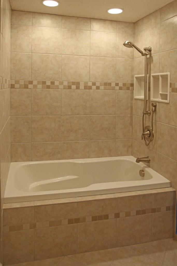 Craftsman Style Bathroom Tile